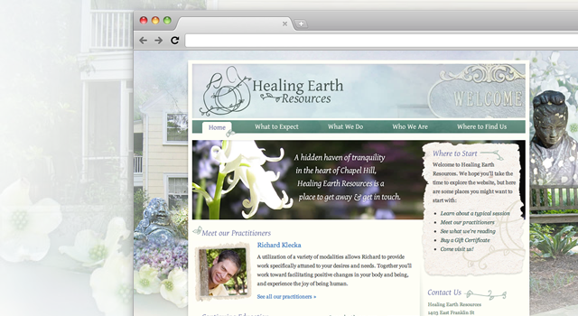 Healing Earth Resources