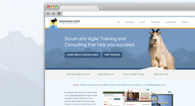 Mountain Goat Software